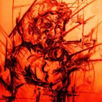 LAZHE Art Prints & Posters by siniša (sine) berstovšek (sinonim)