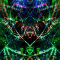 ABSTRACT LIGHT STREAKS #433, Edit E Art Prints & Posters by Nawfal Johnson Nur