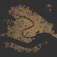 Venice Gold City Map