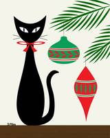Holiday Cat
