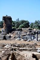 Praetorium. Archaeological site of Gortyn.