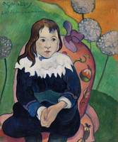 Mr. Loulou by Paul Gauguin