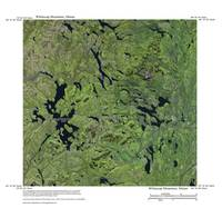 Imagemap of White Cap Mountain, Maine
