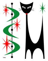Atomic Cat Christmas