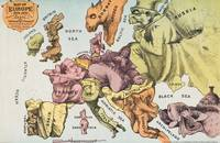 War Map of Europe by Paul Hadol