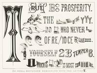 Six Moral Sentences by Currier & Ives