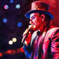 Red Top Hat Bono