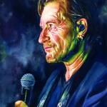 Bono Green Shadow Prints & Posters