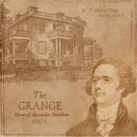 Alexander Hamilton's Grange Art Prints & Posters by Joann Telemdschinow