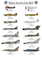 Fighter Aircraft of the RAF