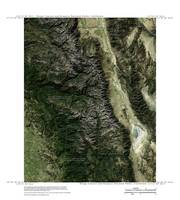Imagemap of Kings Canyon and Sequoia NP California