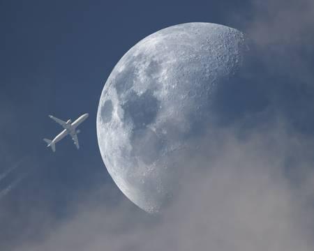 Lunar Visitor