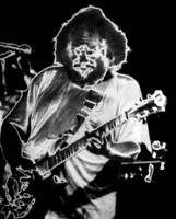 Jerry Garcia Solarization