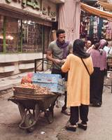 Fruit Vendor, Cairo