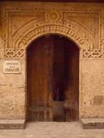 Door old cairo