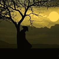 """Lonesome Cowboy"" by davegafford"