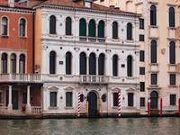 3 Palazzos on Grand Canal in Venice