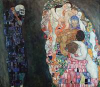 Death and Life by Gustav Klimt (c 1915)