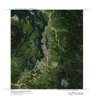 Imagemap of Puget Sound, Washington