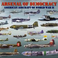 Arsenal of Democracy Art Prints & Posters by Michael Colclough