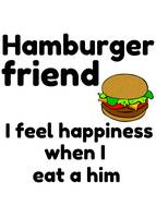 Hamburger friend