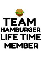 TEAM HAMBURGER LIFE TIME MEMBER
