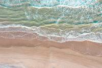 Sand and Surf Abstract 2