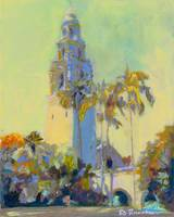 Silver Bells Balboa Park San Diego Picture