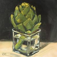 Artichoke in Water