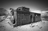 Union Pacific Train Car by Cody York_15A7587