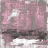 Pink Gray abstract #24