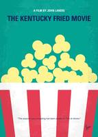 No1157 My The Kentucky Fried Movie minimal movie p