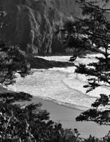 Coastal Surf by Kirt Tisdale
