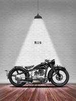 The R16 Vintage Motorcycle