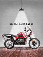 BMW R100GS Paris-Dakar Motorcycle