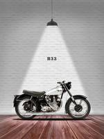 BSA B33 1951 Motorcycle