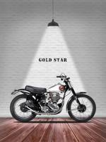 BSA Gold Star 1961 Motorcycle
