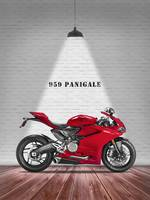 The Panigale 959 Motorcycle