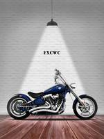 The Harley FXCWC Rocker C