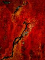 Fissure in the Red