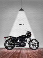 The Harley XLCR Motorcycle