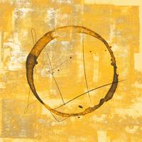 Circle stain #65 yellow
