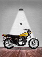 The Classic Kawasaki Z1 Motorcycle