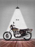 The Classic Kawasaki Z1A Motorcycle