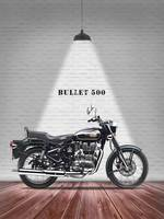 The Royal Enfield Bullet 500