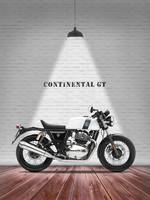 The Royal Enfield Continental GT