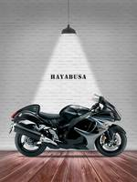 The Hayabusa GSX1300R Motorcycle
