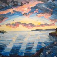 Light of Blue Art Prints & Posters by Jon Byrer