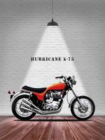 The X-75 Hurricane Motorcycle