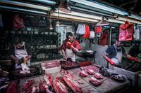 Hong Kong Fishmonger